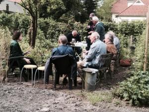 Esserweg tuinvergadering openlucht